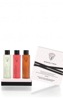 Massage à Trois - Massage oils kit (Phéroménale)