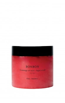 Bonbon - Sugar body scrub (Strawberry)