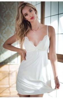 Alicia - Nightwear - Chemise (Ivory)