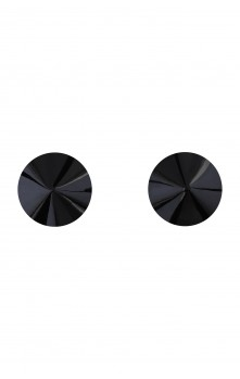 Aster - Nipple Pasties - OSFA (Black)