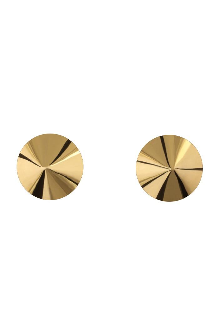 Aster - Nipple Pasties - OSFA (Gold)