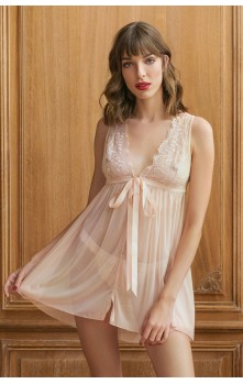 Harriett - Negligee - Open front