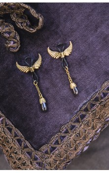 Thalia - Nipple Jewellery (Gold-plated)