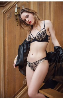 Jeanne - Bra & Brief Set
