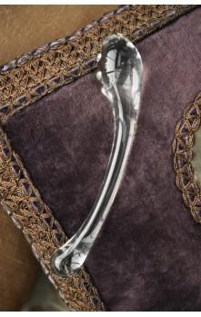 Nautilius - Dildo in vetro (Trasparente)
