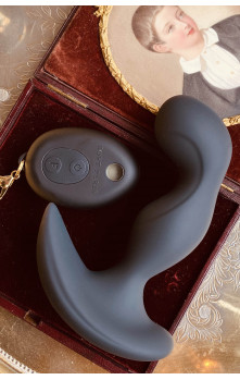 Ianus - Massaggiatore per prostata vibrante telecomandato